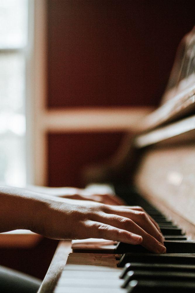 Alla kan spela piano